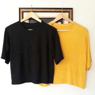 oversized plain shirt