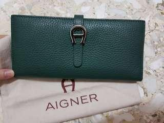 Dompet aigner authentic