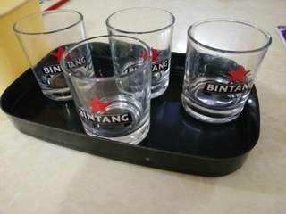 BINTANG Shot Glass