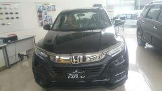 New Honda HR - V FACELIFT