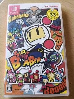 Switch Bomberman (不議價)