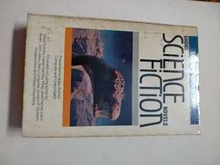 The Mammoth Book of Science Fiction Novels #RHD80