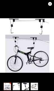Bicycle ceiling hanger