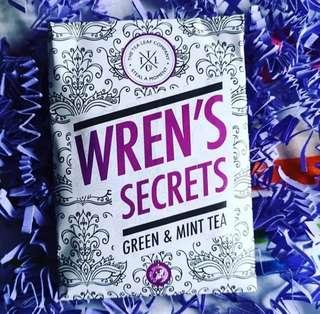 [ october fairyloot ] wrens secret tea