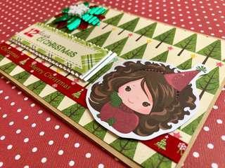 🚚 Christmas Card - 12 Days of Christmas