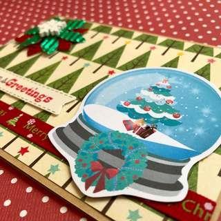 🚚 Christmas Card - Christmas Tree