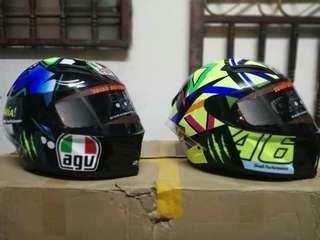 Helmet AGVI Copy