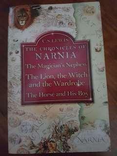 Narina story book 3 in 1
