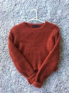 Glassons Red jumper- brand new