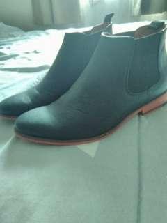 H-wood brosnan gusset boot