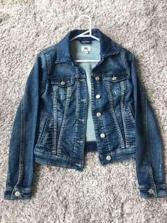 Good quality size 6 denim jacket