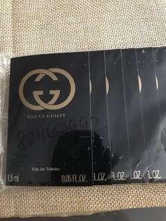 Gucci guilty vial