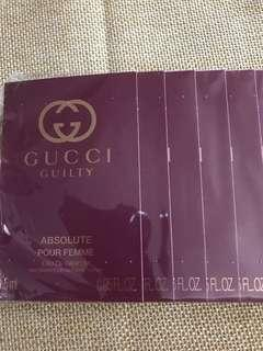Gucci guilty absolute femme