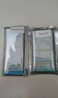 Oem Battery for Samsung Note 4 or Galaxy S5