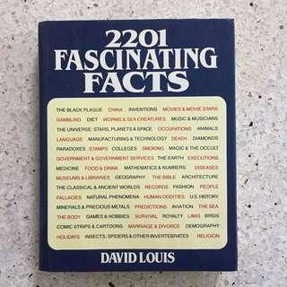 2201 Fascinating Facts