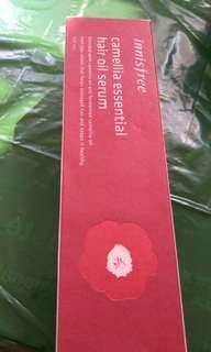 innisfree camellia essential hair oil serum(new)
