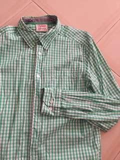 Esprit button down long sleeves