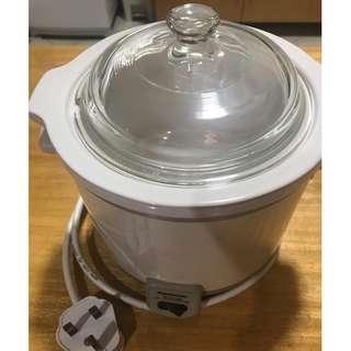 Panasonic Slow Cooker (1.5L) Mini Slow Cooker Ceramic Pot