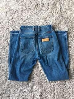 Vintage style Wrangler Mid Pins size 6