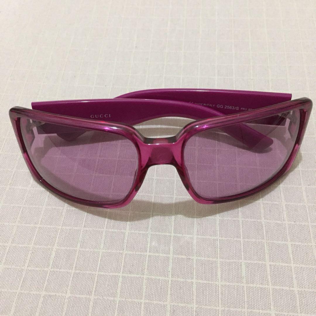 76aa9679756 100% Authentic Gucci Sunglasses