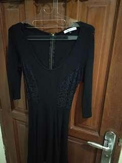 Bershka short dress
