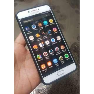 Samsung C7 pro 64gig internal 4gig ram 16mp