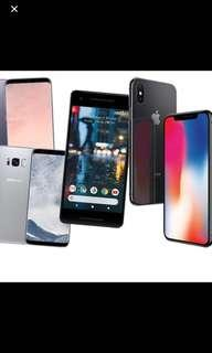 Looking for used phones in all condition