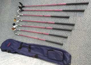 Golf Club Set for Ladies or Children