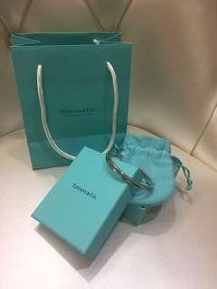 Tiffany&Co. ❗️不議價❗️925 經典手環 8成新