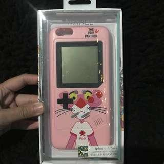 Pink Panther Gameboy Case (console) iphone 6+/6s+