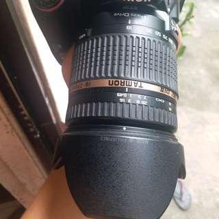 Tamron AF 18-270mm F3.5-6.3 Di II VC PZD Zoom Lens Nikon