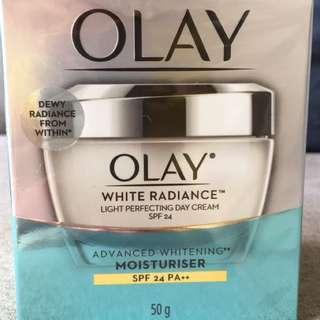 Olay White Radiance Moisturiser