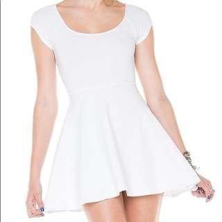 Brandy Melville White Dress