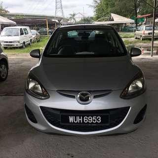 Mazda 2 1.5 A 2010