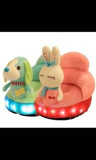 Baby chair sofa learn to sit