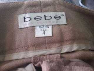 Style 7: Bebe Highwaist Shorts