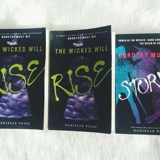 Dorothy Must Die Stories + Wicked Will Rise