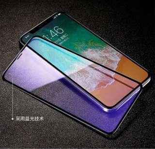 Iphone XR anti blue light tempered glass screen protector