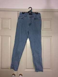 Vintage mum jeans $10 each