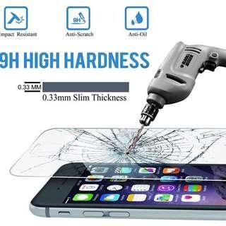 Screen Protector Compatible iPhone 8P/7P [2Pack],2.5D Edge Tempered Glass,Anti-Scratch,Case Friendly