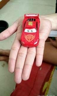 Lightning McQueen Die Cast Metal Car