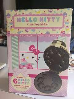 Hello Kitty- Cake Pop Maker