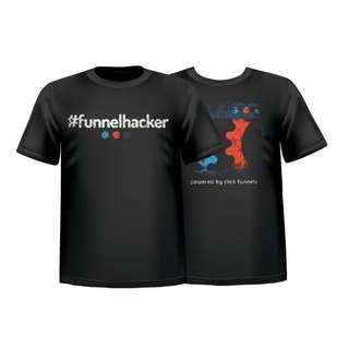 ClickFunnels Shirt Funnel Hacker