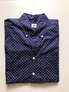 Uniqlo Polka Dot T-Shirt