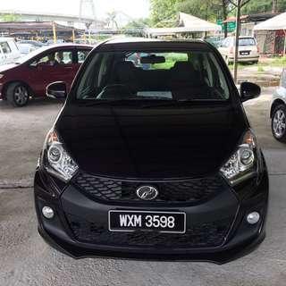 Perodua Myvi 1.5 SE A 2012