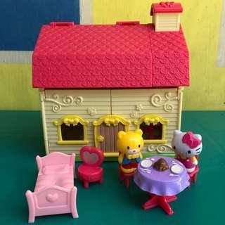 Original Hello Kitty Funny Friendz House