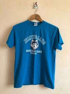 Jemtegaard Huskies Marching Band T-Shirt