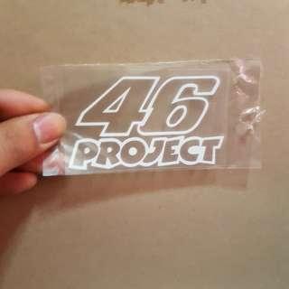 Sticker 46 Project