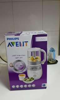 Avent baby food maker