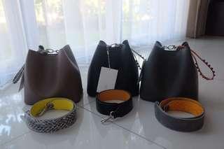 New - Find Kapoor Pingo Bag 20 Made in Korea 1000% ORI